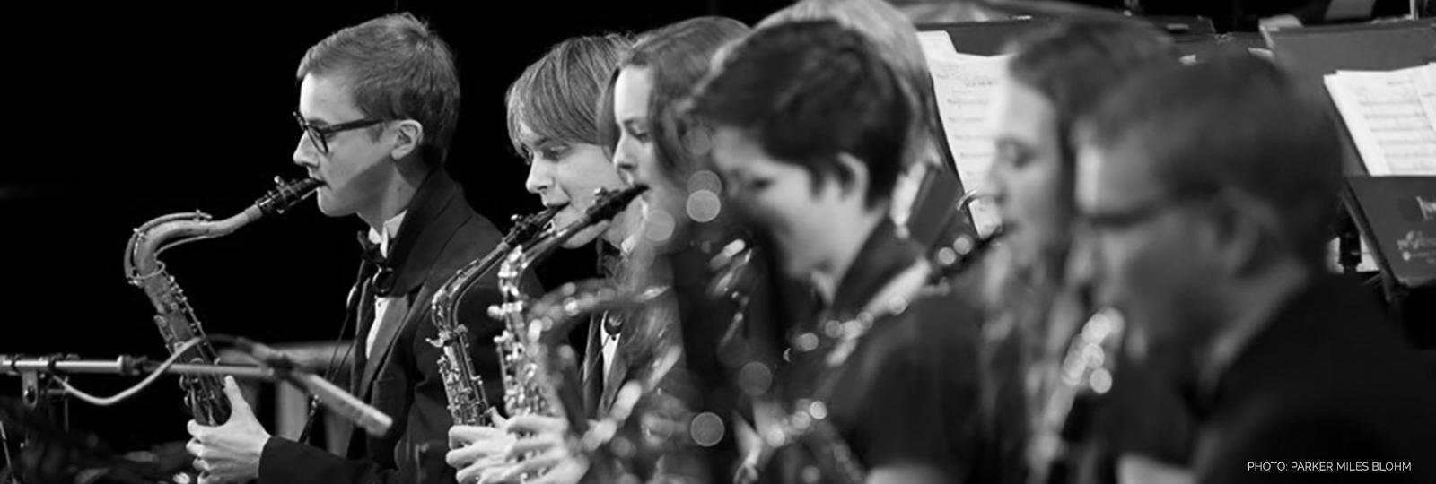 EWHS Jazz photo by Parker Miles Blohm