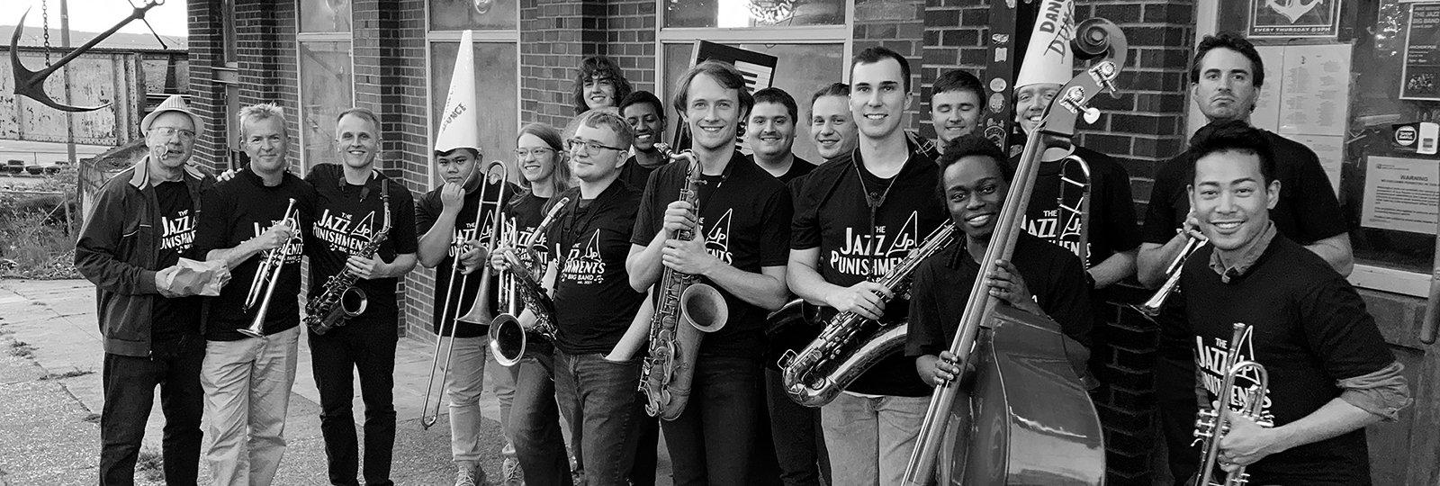 Jazz Punishments Big Band